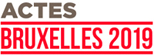 Actes Bruxelles 2019